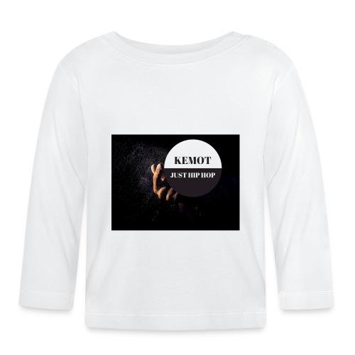KeMoT odzież limitowana edycja - Koszulka niemowlęca z długim rękawem