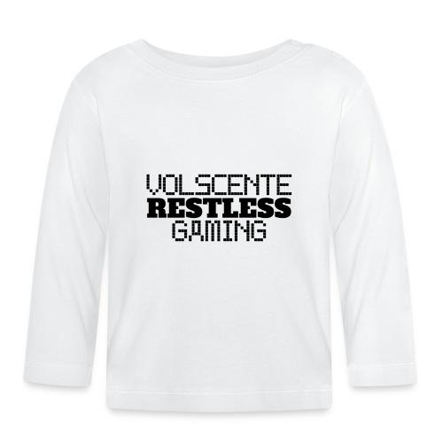 Volscente Restless Logo B - Maglietta a manica lunga per bambini
