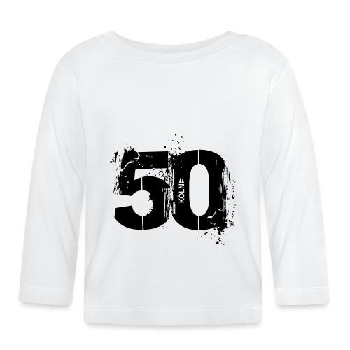 Motiv_City_Köln_50 - Baby Langarmshirt