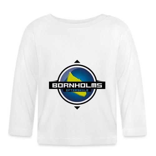 BORNHOLMS_EFTERSKOLE - Langærmet babyshirt