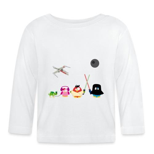 Star Ouarz - T-shirt manches longues Bébé