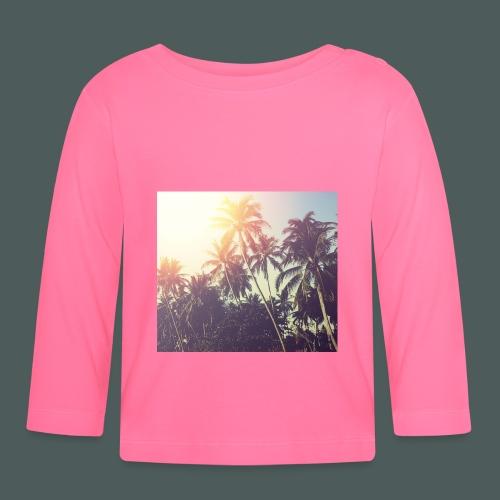 sun - T-shirt manches longues Bébé