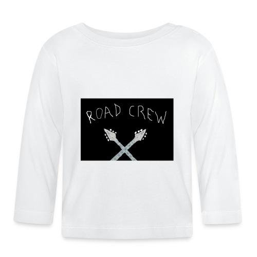 Road_Crew_Guitars_Crossed - Baby Long Sleeve T-Shirt