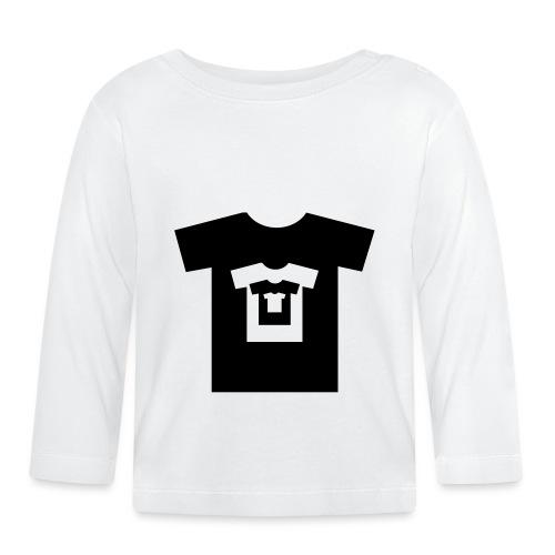 t-shirt récursif - T-shirt manches longues Bébé