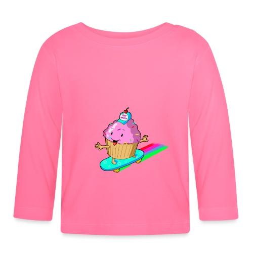 cupskate - T-shirt manches longues Bébé