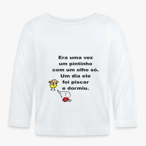 Era uma vez... - Baby Long Sleeve T-Shirt