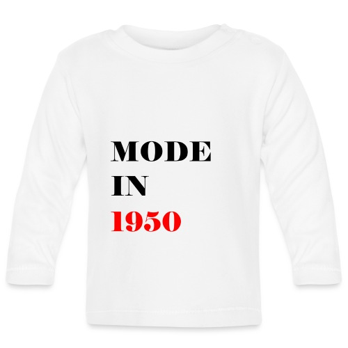 MODE IN 150 - Baby Long Sleeve T-Shirt