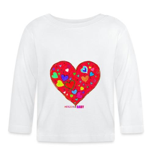 HerzensBaby - Baby Langarmshirt