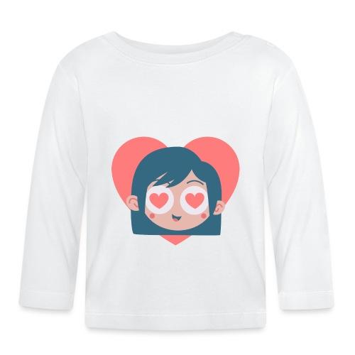 Gamine Amour - T-shirt manches longues Bébé