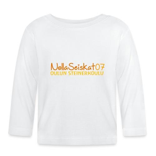 07-oulun-steiner-koulu-logo-merkki - Vauvan pitkähihainen paita