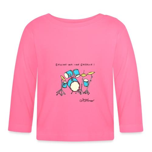 Luigi Drum - Baby Long Sleeve T-Shirt