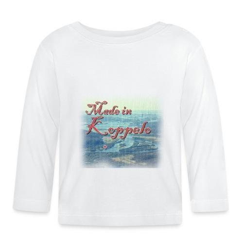 Made in Koppelo lippis - Vauvan pitkähihainen paita