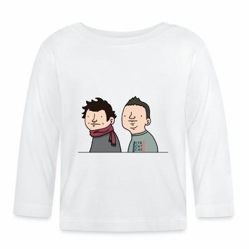 Laink et Terracid old - T-shirt manches longues Bébé