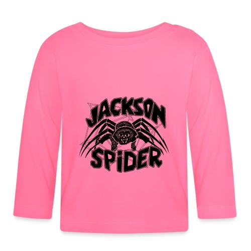 jackson spreadshirt - Baby Langarmshirt