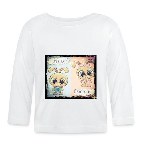 Your-Child - Langærmet babyshirt