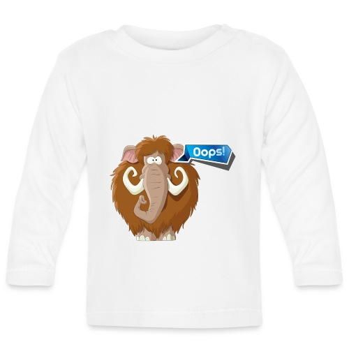 Mammut Oops - Långärmad T-shirt baby