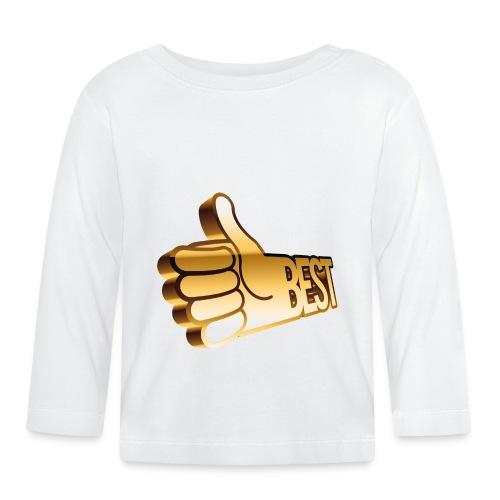 Best - Långärmad T-shirt baby