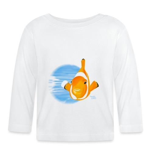 Poisson clown - T-shirt manches longues Bébé