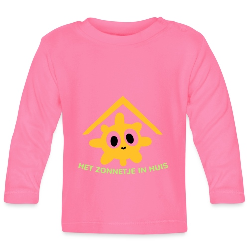 Grappige Rompertjes: Het zonnetje in huis - T-shirt