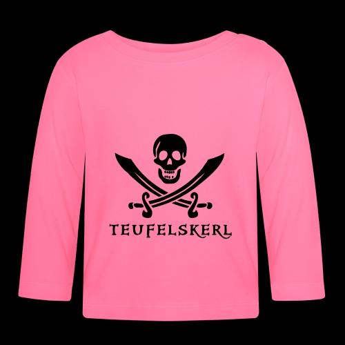 ~ Teufelskerl ~ - Baby Langarmshirt