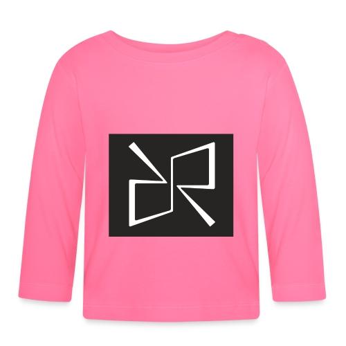Rymdreglage logotype (RR) - Baby Long Sleeve T-Shirt