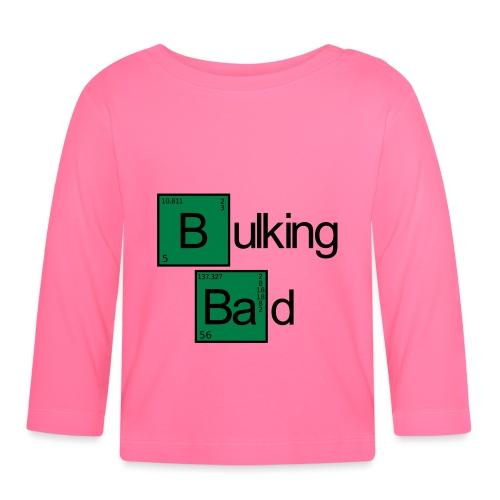 Bulking Bad - Baby Langarmshirt
