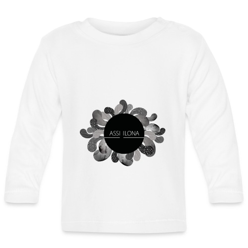 Assi Ilona naisten t-paita - Vauvan pitkähihainen paita