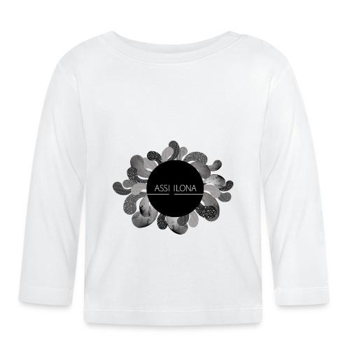 Assi Ilona lasten t-paita - Vauvan pitkähihainen paita