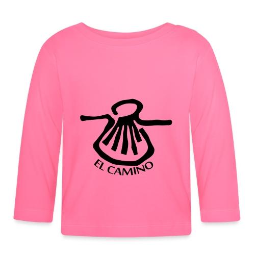 El Camino - Langærmet babyshirt