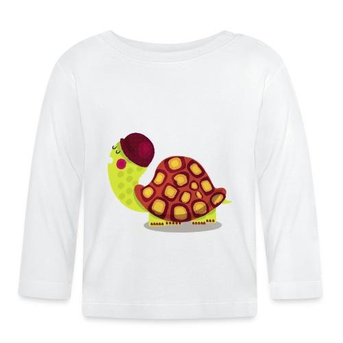 TORTUE - T-shirt manches longues Bébé