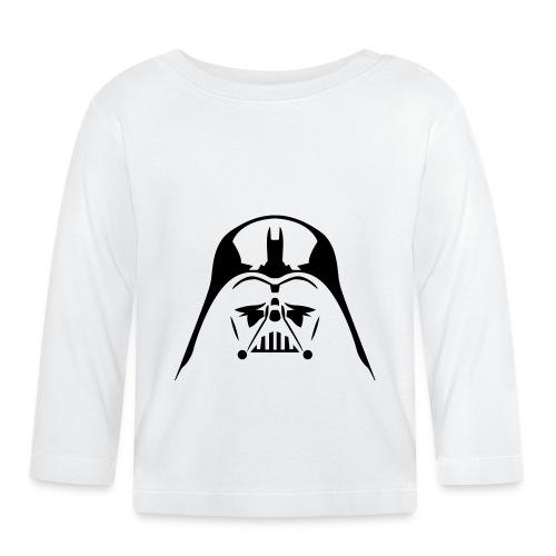 Dark-vador - T-shirt manches longues Bébé