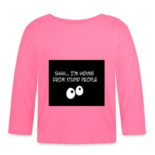 hiding - T-shirt