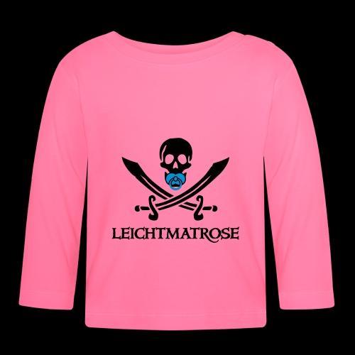 ~ Leichtmatrose ~ - Baby Langarmshirt