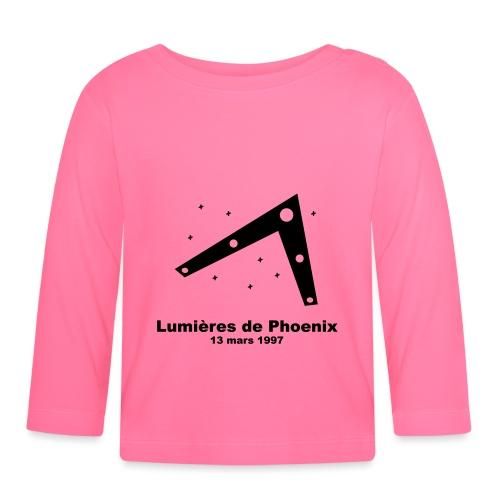 OVNI Lumieres de Phoenix - T-shirt manches longues Bébé