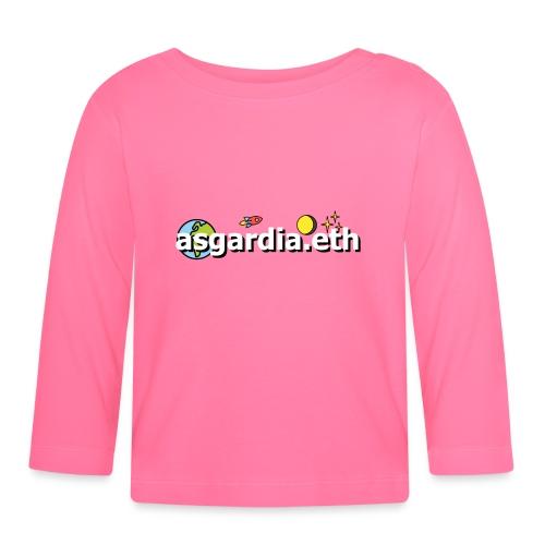 asgardia.eth - Baby Langarmshirt