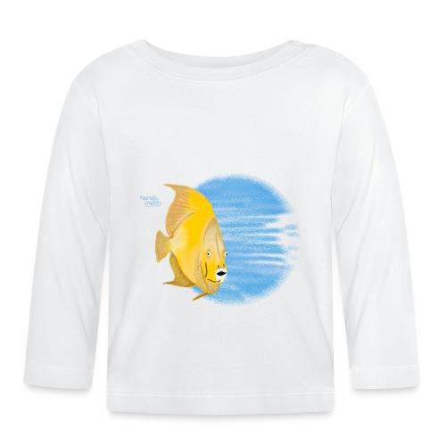 Selfie scuba diving - T-shirt manches longues Bébé