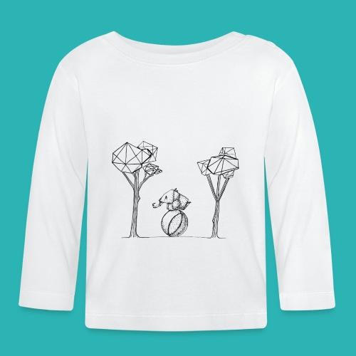 Rotolare_o_capitombolare-01-png - Maglietta a manica lunga per bambini