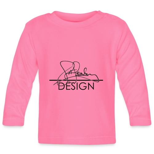 sasealey design logo png - Baby Long Sleeve T-Shirt