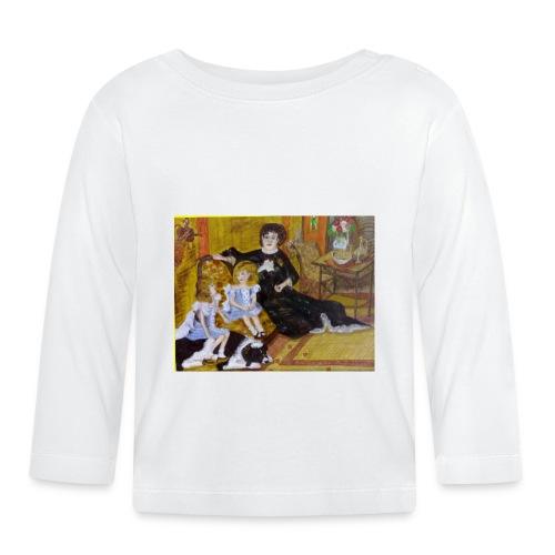MADAME_CHARPENTIER - Maglietta a manica lunga per bambini