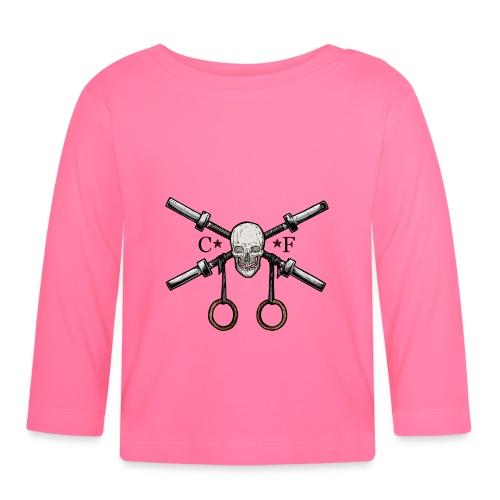 Crossfit Lifter - T-shirt manches longues Bébé