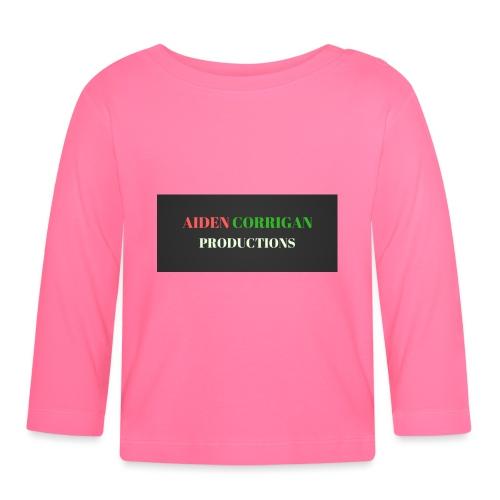 AIDEN_CORRIGAN_PRODUCTIONS - Baby Long Sleeve T-Shirt