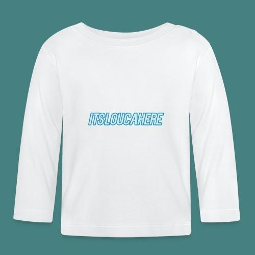 new font - Baby Long Sleeve T-Shirt