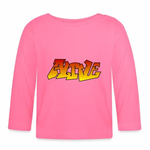 ALIVE CGI - Baby Long Sleeve T-Shirt