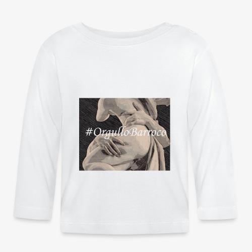 #OrgulloBarroco Proserpina - Camiseta manga larga bebé