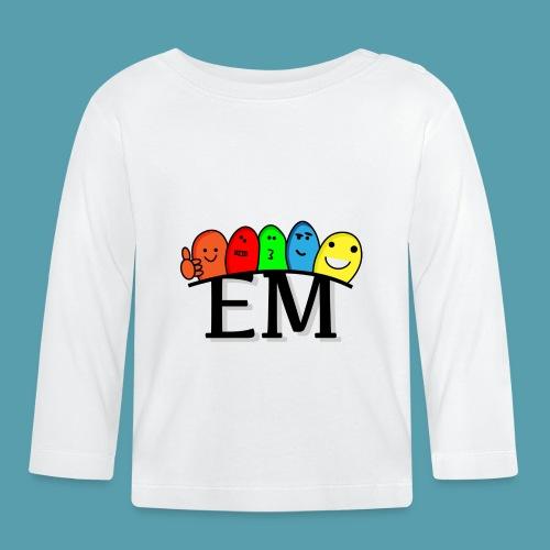 EM - Vauvan pitkähihainen paita