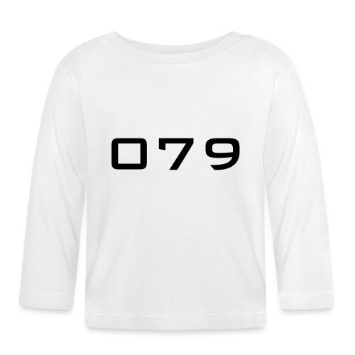 079 - Baby Langarmshirt