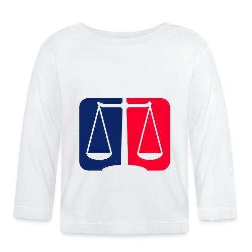 Logo2 - Baby Langarmshirt
