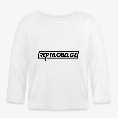 M1 Reptilobelge - T-shirt manches longues Bébé