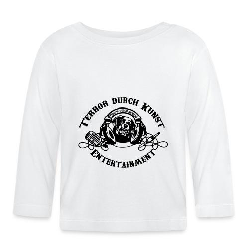 tdklogoschwarz 3 - Baby Langarmshirt