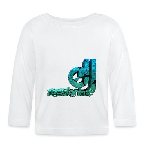 DJ RESIDENT by Florian VIRIOT - T-shirt manches longues Bébé